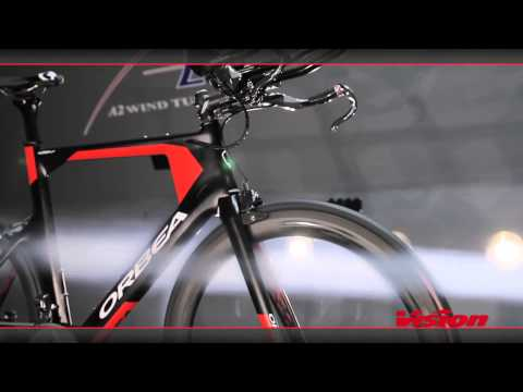 Scott Warren of Orbea speaks about the new collaboration beetwen Vision and Orbea