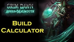 What is and How to use Grim Tools? - Build Calculator Tutorial