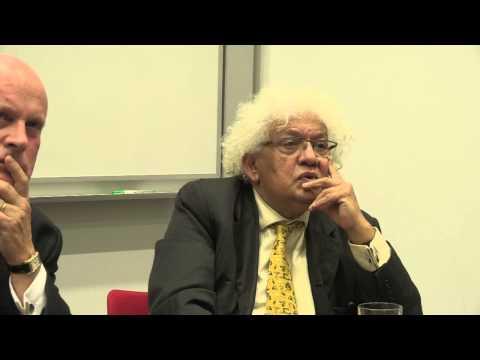 Asia Scotland Institute Lord Desai Presentation