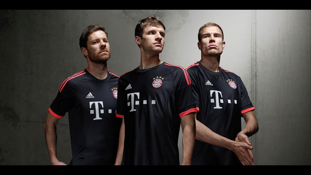 Unboxing  35 Camisa Bayern de Munique Third 15 16 - AliExpress - YouTube 976828f9ea6f4