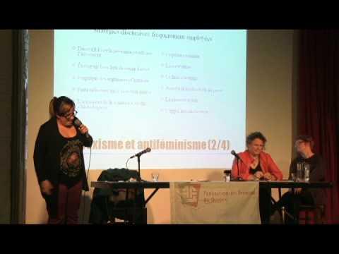 """""""Luttes féministes : états, débats, visions"""" - Première séance"""
