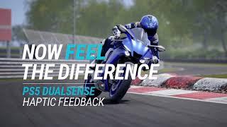 RIDE 4 Next-Gen DualSense™ advanced haptic feedback for PS5™