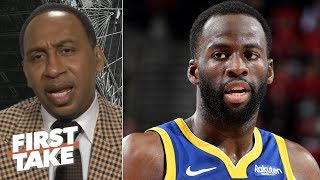 Draymond Green\'s stellar play doesn\'t devalue KD - Stephen A. | First Take