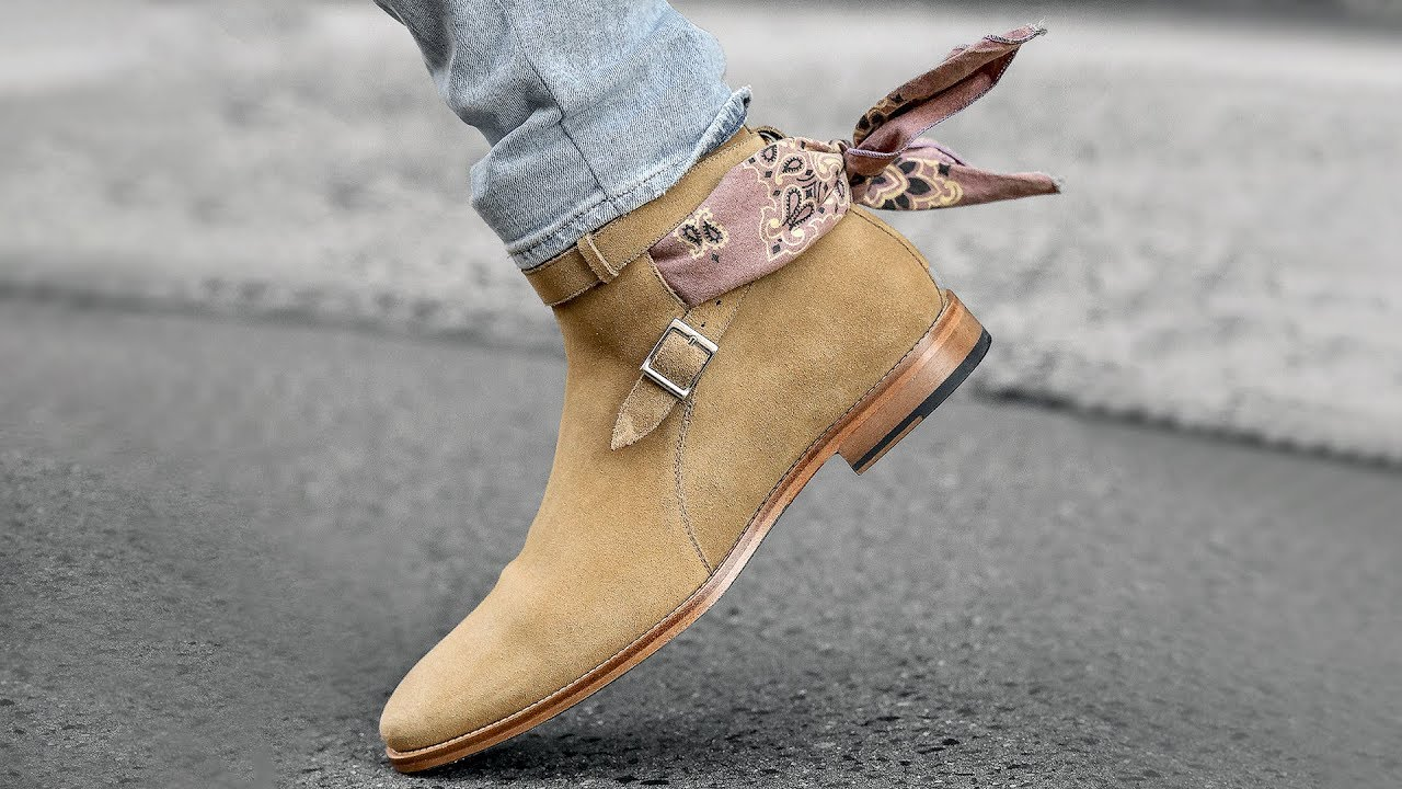 [VIDEO] - MY BOOT COLLECTION 2019 | Men's Spring/Summer Boots 5