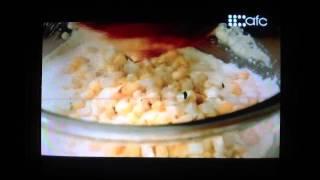 Fresh W/ Anna Olson - Corn Shrimp Fritters