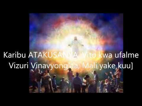 VITO VYA THAMANI (KITAMBO BWANA YUAJA)