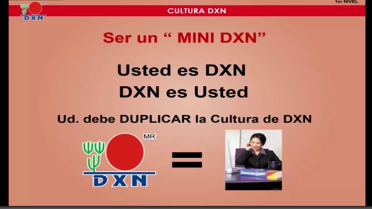 Cultura De Dxn Conny Navia Diamante Corona Cd Youtube