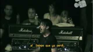 alesana this conversation is over sub español live