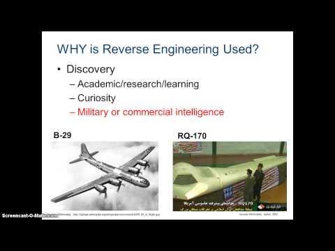 Reverse Engineering (RE)