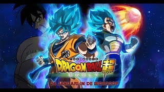 Dragon Ball Super: Broly Trailer (Engels Gesproken NL Ondertiteling)