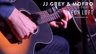 "JJ Grey and Mofro perform ""Every Minute"" & ""Hide and Seek"" live at the Leon Loft"
