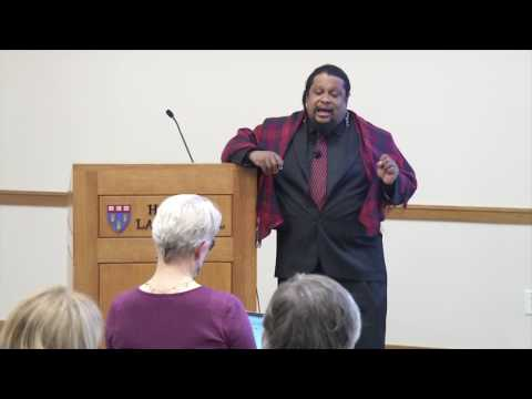 Public Lecture by Tyrone Hayes - April 9, 2015