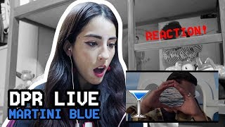 DPR LIVE - Martini Blue MV REACTION! [with ENG SUBS]