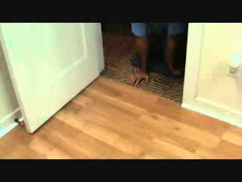 Installing A Laminate Floor Things To Know Youtube