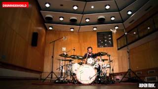 Benny Greb: Excerpt from the Drum Solo