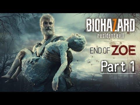 Biohazard 7 最新 DLC 柔伊的結局 Part 1 新的家人  (生化危機 7 中文版)