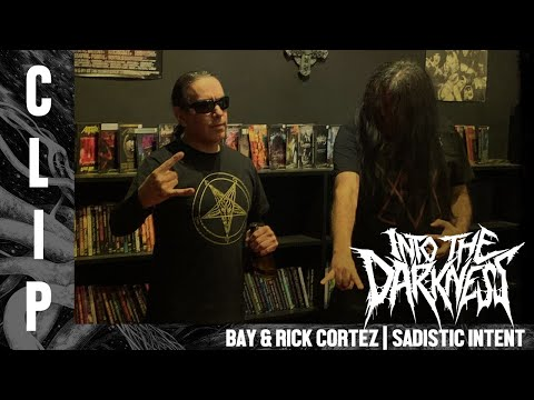 Rick and Bay Cortez talk about seeing SLAYER in the garage days