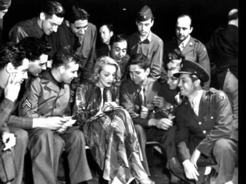 Marlene Dietrich, You`ve Got That Look, Live. - YouTube