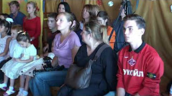 В приюте РОЖДЕСТВЕНСКИЙ первая встреча с выпускниками