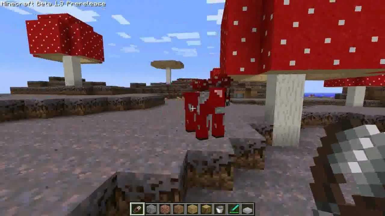 Minecraft 1.9 Pre-release - Nowe przedmioty, NPC, bałwan ...