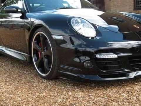 Porsche TechArt 911 Turbo For Sale Video - YouTube