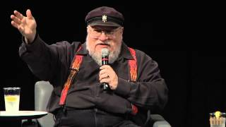 Download GEORGE R.R. MARTIN | Master Class | Higher Learning Mp3 and Videos