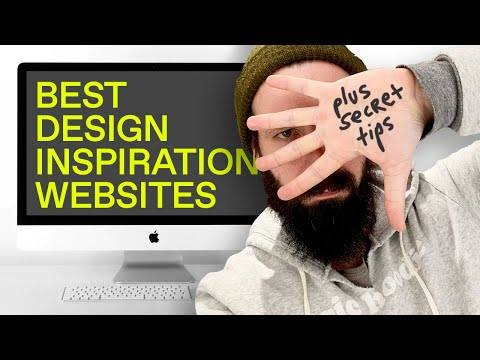 The best 5 websites for design inspiration and how to use them