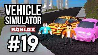 BEETLE CHALLENGE w/Matrix - Roblox Vehicle Simulator #19