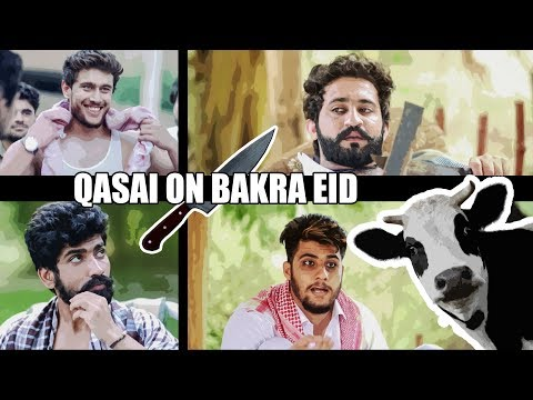 Qasai On Bakra Eid By Our Vines & Rakx Production 2018 New