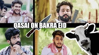 Qasai On Bakra Eid By Our Vines & Rakx Production 2018 New