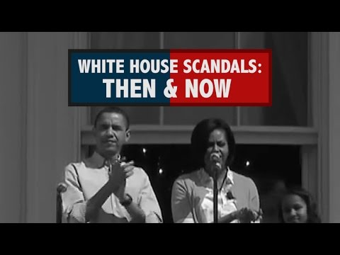 White House Scandals: Then & Now