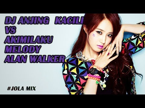 DJ ANJING KACILI  VS  AKIMILAKU  MELODY  ALAN WALKER | MUSIK DJ PALING ENAK DIDENGAR