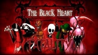 The black heart all fatals/El corazon negro todos los fatalities o fatals