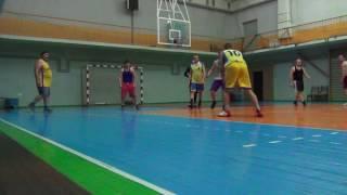 Новая Каховка тренировка баскетбол 18.05.2017 (3 часть)