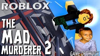 Entertaining Daily LiveStream of Noelmonster's Fam Roblox, Steven play Mad Murder 2!
