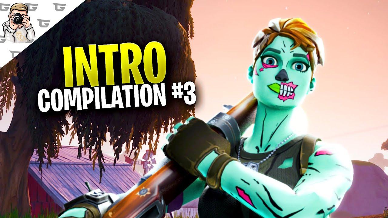 Fortnite Cinematic Intro Compilation #3