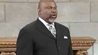 "TD JAKES Sermon Music Video""Building God"