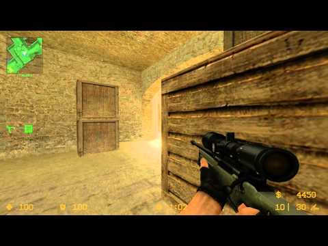 CSS ESEA Competitive PUG on Dust 2 - Part 1
