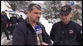 برج بوعريريج: السلطات المحلية و العسكرية تتجندان لفتح المسالك التي أغلقتها الثلوج