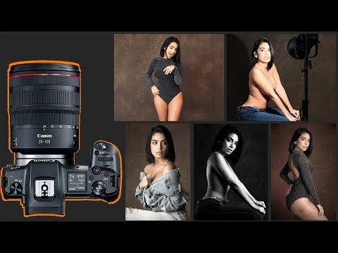 Canon EOS R - Studio Portraiture Review