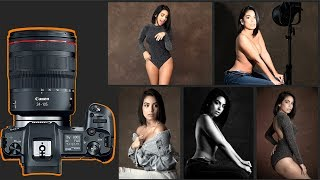 Canon EOS R - Studio Portraiture Review