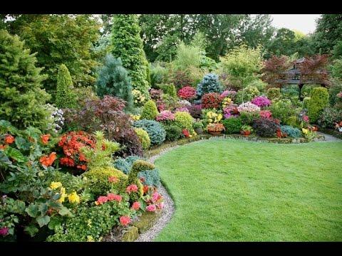 progettazione giardini youtube
