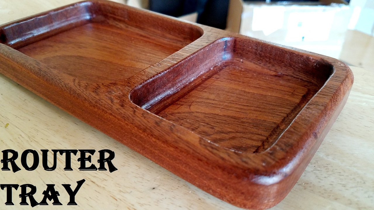 Router Bowl Patterns