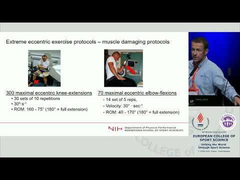 IS-PM04 Exercise-induced muscle damage: What is it, how is it detected, and why is it induced?