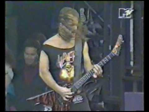 Slayer War Ensemble Live Donington 1992 Remaster Soundboard Audio