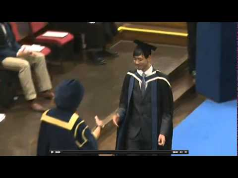 Oxford Brookes Graduation Ceremony 2014