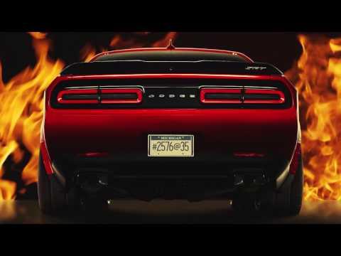 Body | Challenger SRT® Demon | Dodge