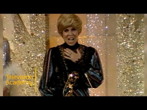 Vicky Lawrence Wins Best Supporting Actress for THE CAROL BURNETT   Emmys Archive 1976
