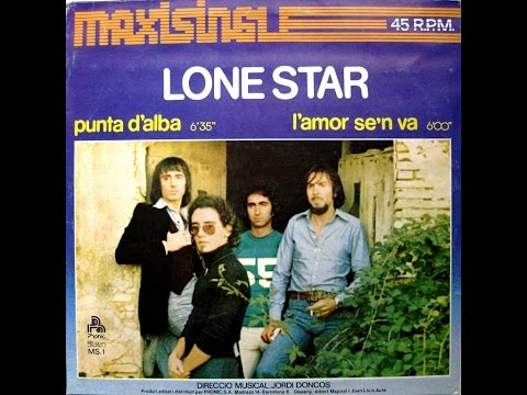 Lone Star - Punta D'Alba - MX 1977