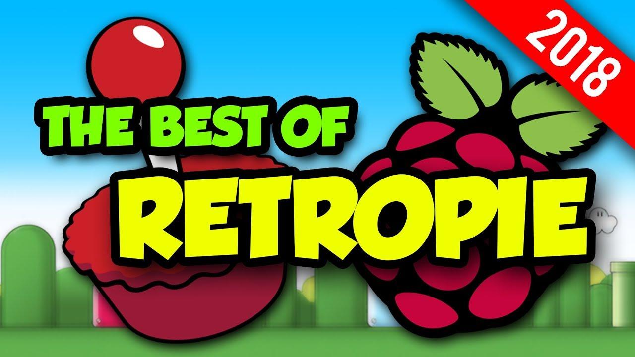 Classic Games on RetroPie with ULTIMATE Nostalgia!